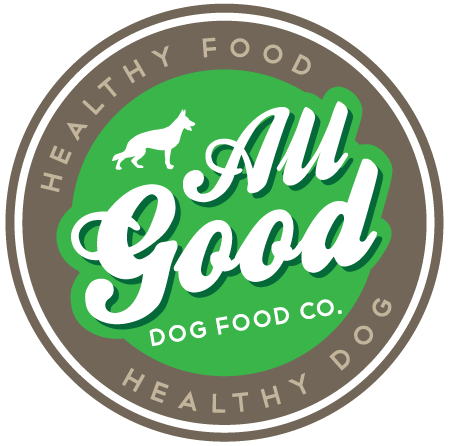All Good Dog Food Logo